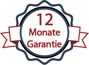 Hanorepair 12 Monate Garantie